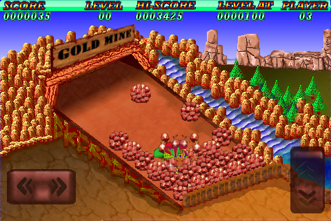 Screenshot Rock 'N' Gold