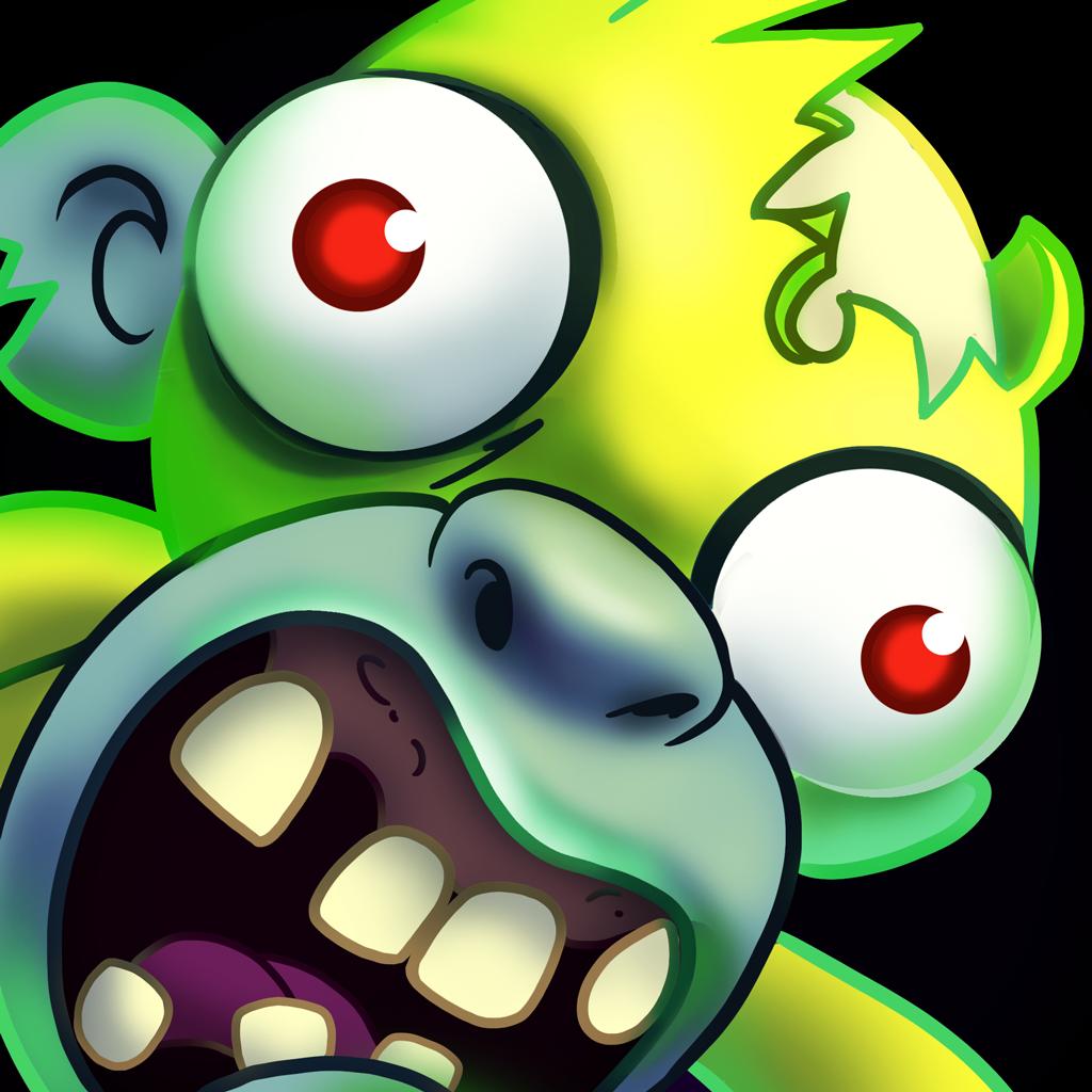 Zoombies: Animales de la Muerte! by High Voltage Software icon