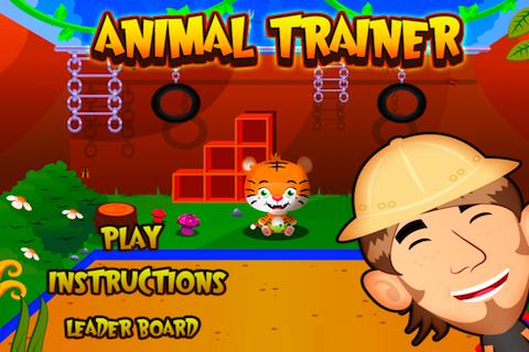 Screenshot Animal Trainer