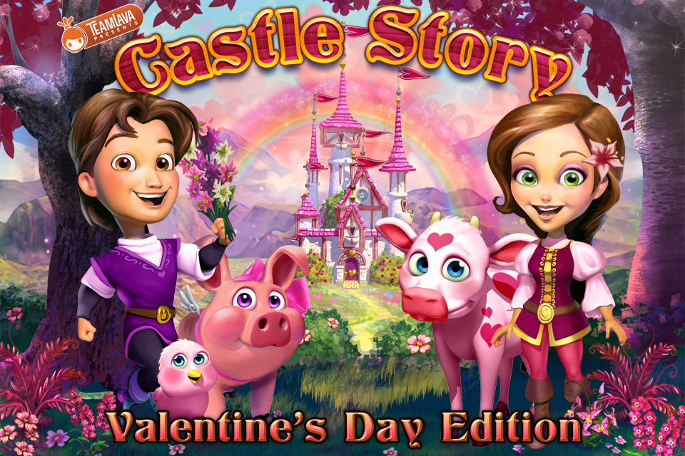 Screenshot Castle Story: Valentine's Day